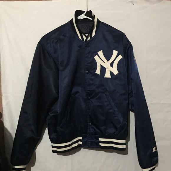 9a7dc7d9a Vintage New York Yankees bomber jacket